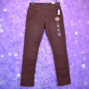 Aeropostale stretch denim slim Straight Jeans